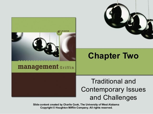 Slide content created by Charlie Cook, The University of West Alabama Copyright © Houghton Mifflin Company. All rights res...