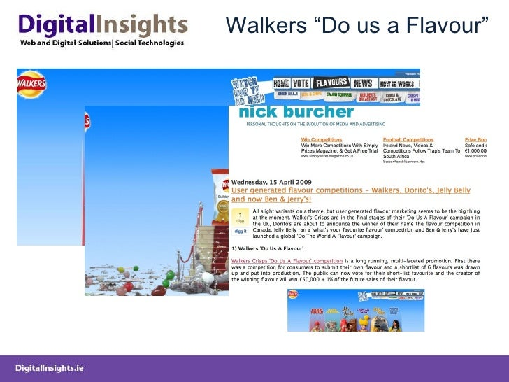 """Walkers """"Do us a Flavour"""""""