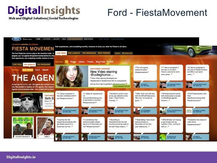 Ford - FiestaMovement