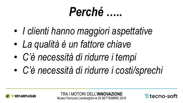 TESTO Magazzino MagazzinoProduzione Produzione Cliente Produzione tradizionale a lotti e code Produzione Lean su ordine PU...
