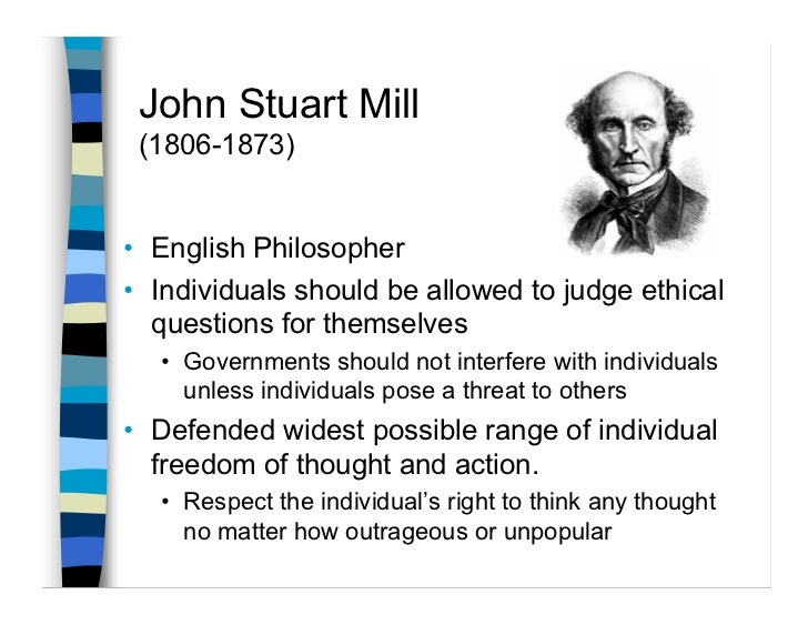 states should interfere in citizens personal lives essay On liberty is a philosophical work by the english philosopher john stuart mill,  originally intended as a short essay  mill states that on liberty was more  directly and literally our joint production than anything else which bears my name   what aspects of life should be governed by the individual and which by  society.