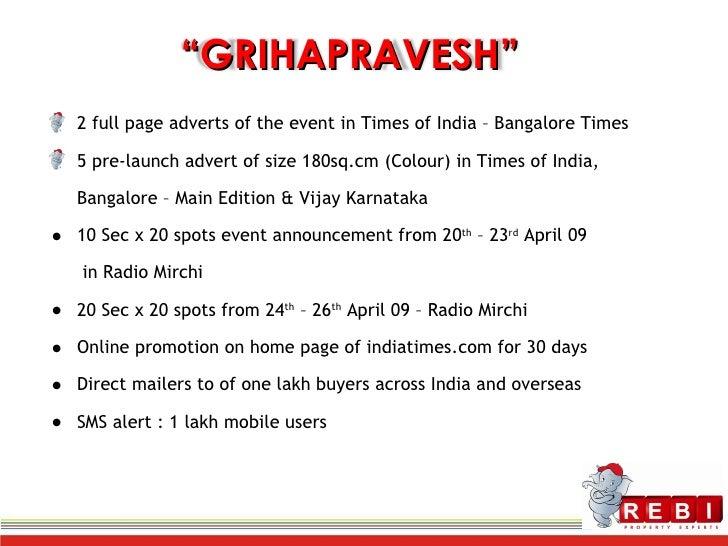 Griha Pravesh Invitation Card Kannada