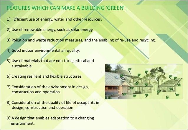 A Presentation on GRIHA  Slide 3