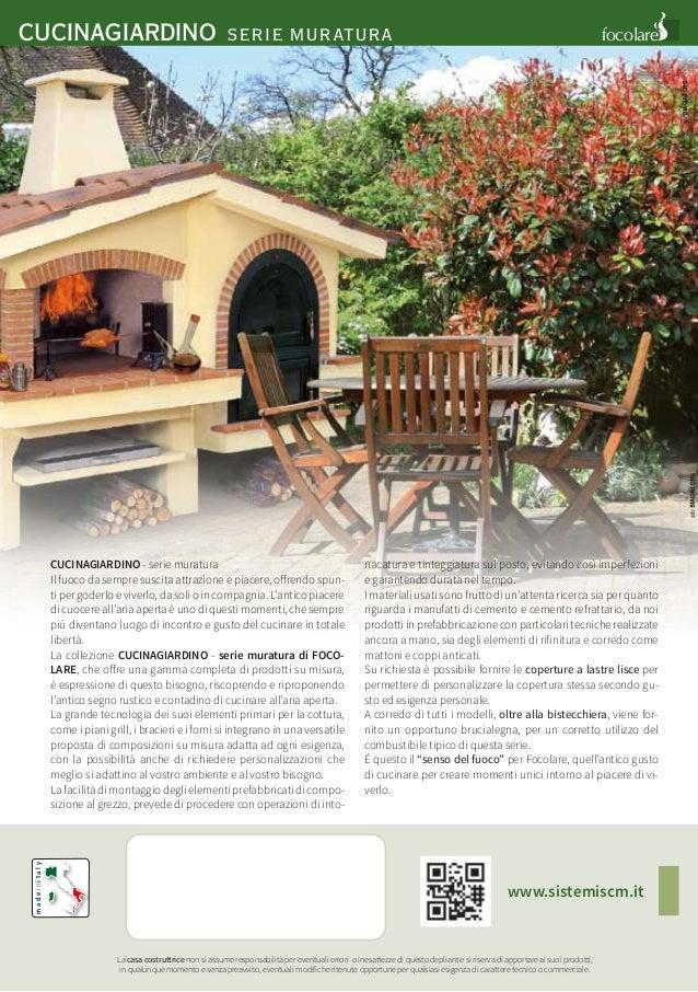 Forni in muratura e grill da giardino in muratura edizione - Barbecue e forno in muratura da giardino ...