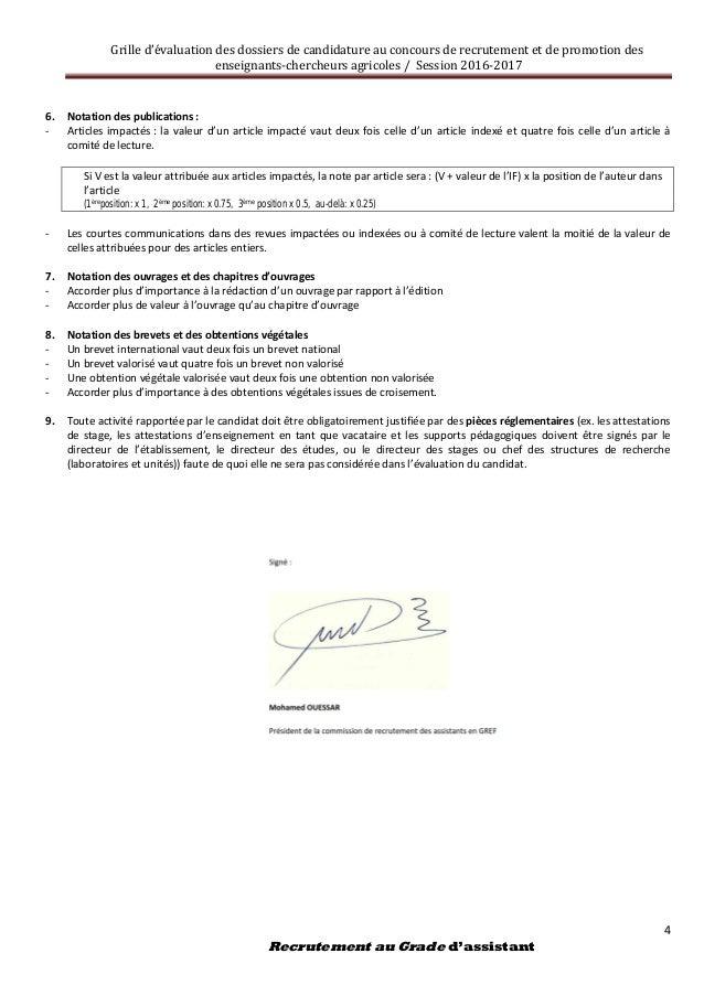 Fabuleux grille valuation recrutement uv37 aieasyspain - Grille evaluation entretien d embauche ...