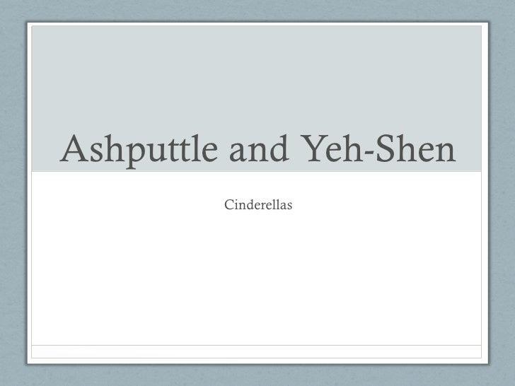 ashputtle