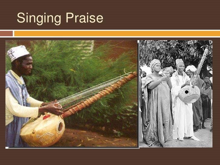 Singing Praise<br />