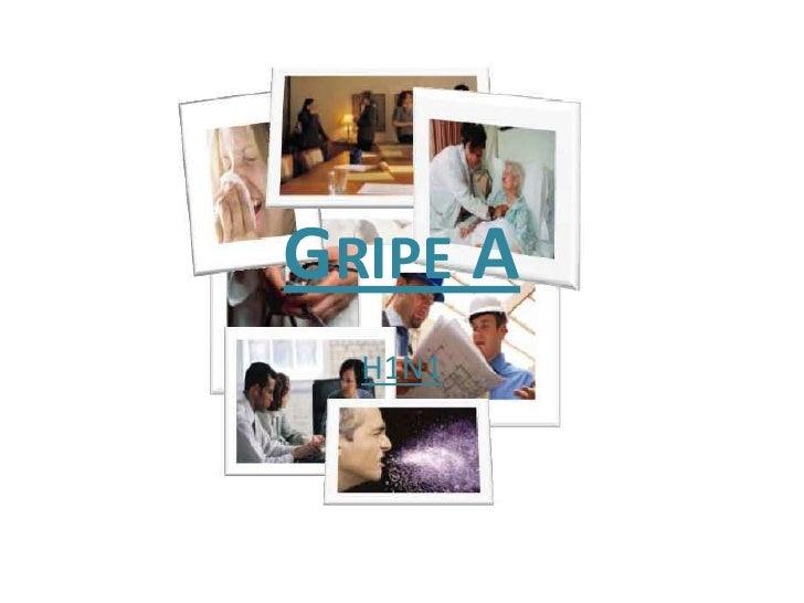Gripe A<br />H1N1<br />