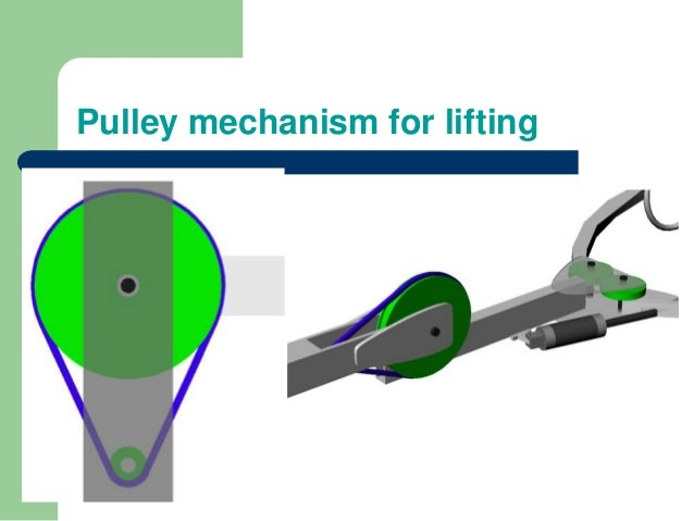 Grippers and lifting mechanisms