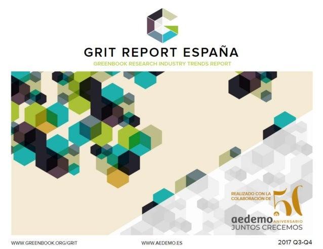 GRIT Report España