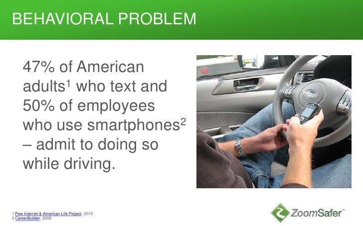 problem and solution for cell phone use while driving Solutions to mitigate impact of cell phones and mobile devices on human health  and life   on drivers advantages and disadvantages of using smartphones  solutions  the main issues while conducting studies are some people may not.