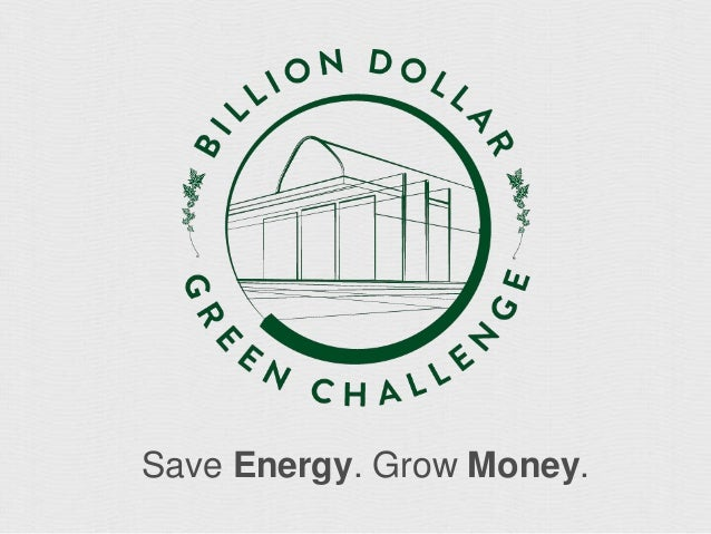 Save Energy. Grow Money.