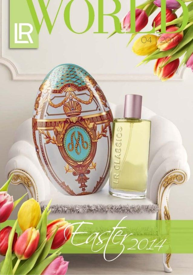 Περιεχόμενα: 02 Fabergé – Ιστορία που δωρίζεται 10 Ιδέες για δώρα – Για το Πάσχα 20 ΥΓΕΙΑ – Απολαύστε την Άνοιξη 30 Al...
