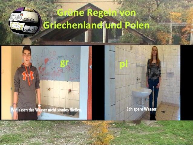 Grüne Regeln vonGriechenland und Polengr pl