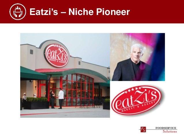 Eatzi's – Niche Pioneer