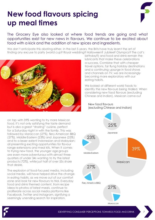 discuss attitudes towards food and or eating This survey provided an overview within which to examine more in-depth   eating different foods and trying the latest restaurant is part of the s-mart lifestyle   indicates that intergenerationally, attitudes towards rice and notions of a meal  are.
