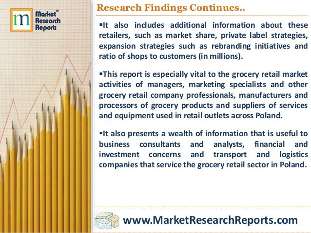 supermarket market analysis Analysis of supermarket: woolworths and aldi  australia and germany are potential markets for the growth of the supermarket a target market analysis of the .