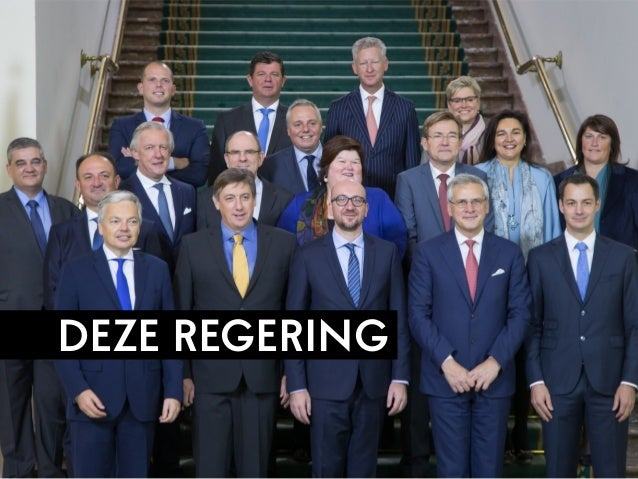 DEZE REGERING