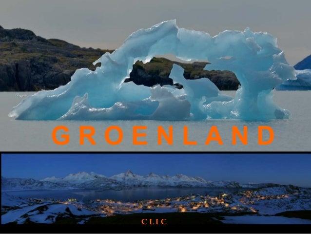 GROENLAND  CLIC