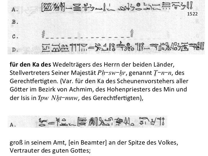 1522 für den Ka des Wedelträgers des Herrn der beiden Länder, Stellvertreters Seiner Majestät ...