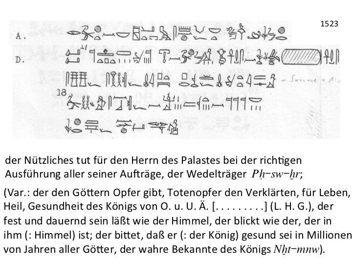 1523 der Nützliches tut für den Herrn des Palastes bei der rich3gen Ausführung aller seiner ...