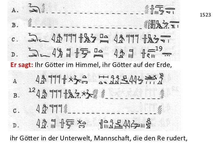 1523 Er sagt: Ihr Gö_er im Himmel, ihr Gö_er auf der Erde,  ihr Gö_er in der Unterwelt,...