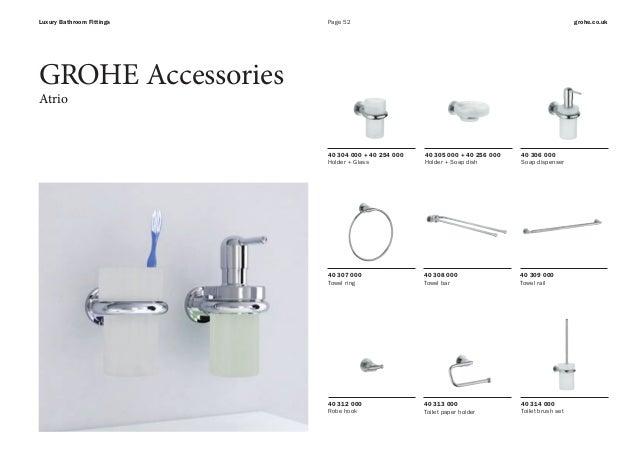 Grohe Bathroom Brochure