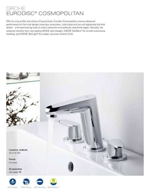 Grohe bath shower