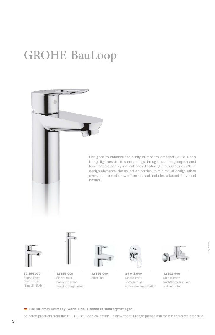 Grohe g2 booklet