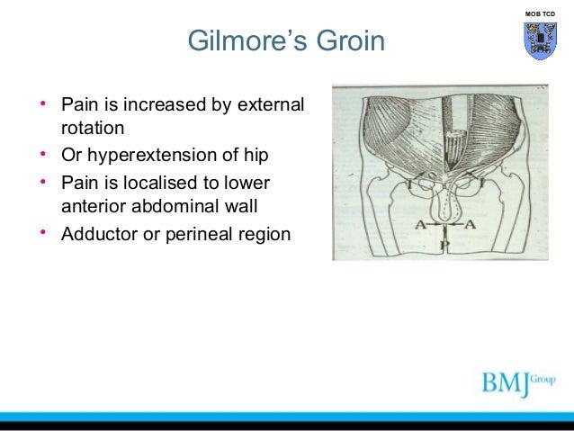 Anatomy Of Groin