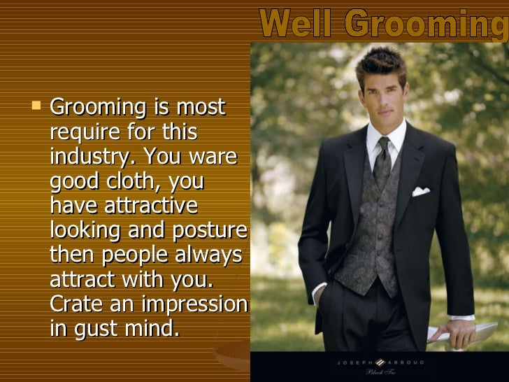 Grooming assignment 2011