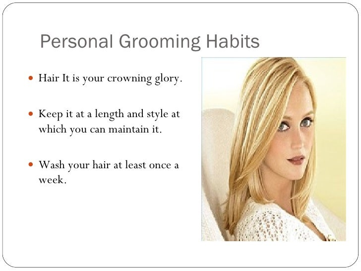 What does the term grooming mean