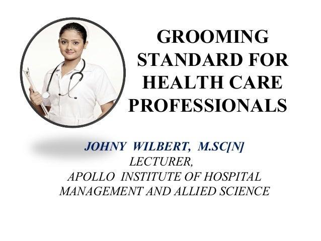 Grooming Standard
