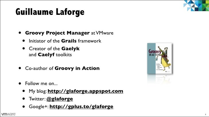 Going to Mars with Groovy Domain-Specific Languages Slide 3