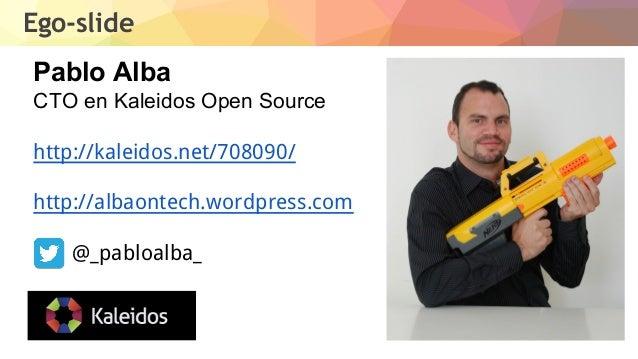 Groovy no es java sin puntos y comas - Codemotion Madrid 2014 Slide 2
