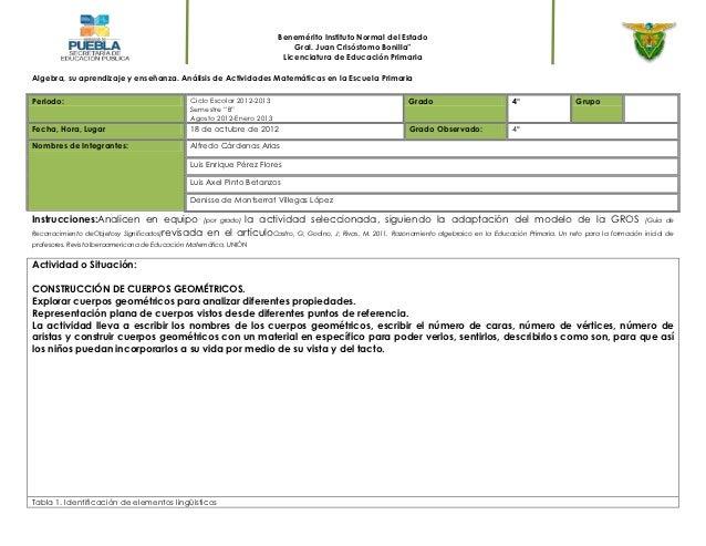 Benemérito Instituto Normal del Estado                                                                             Gral. J...
