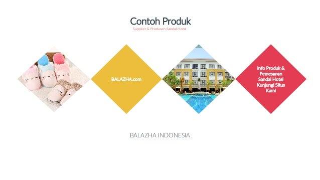 Grosir Sandal Hotel Murah Di Bogor