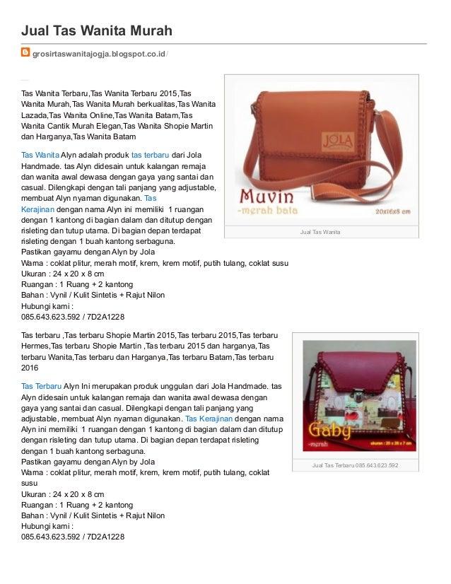 085 643 623 592 Indosat Jual Tas Wanita Branded Online Murah Te