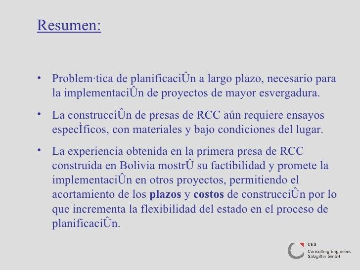 <ul><li>Resumen: </li></ul><ul><li>Problemática de planificación a largo plazo, necesario para la implementación de proyec...