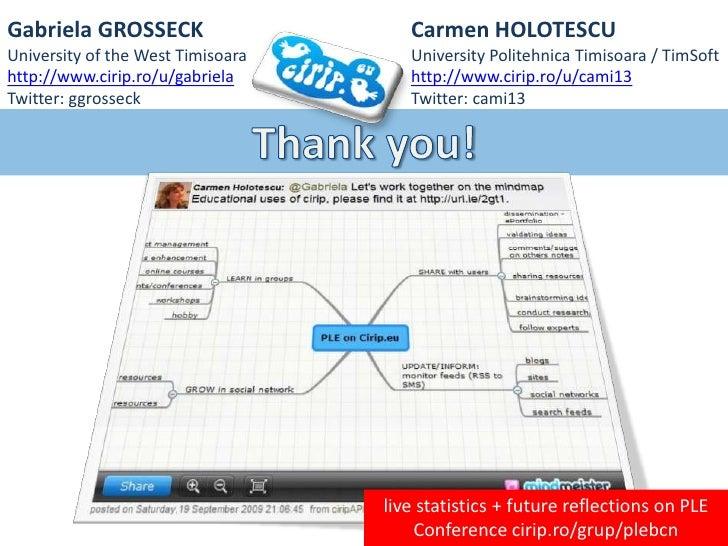 Methodological framework<br />source: http://www.mindmeister.com/maps/show/13912568<br />