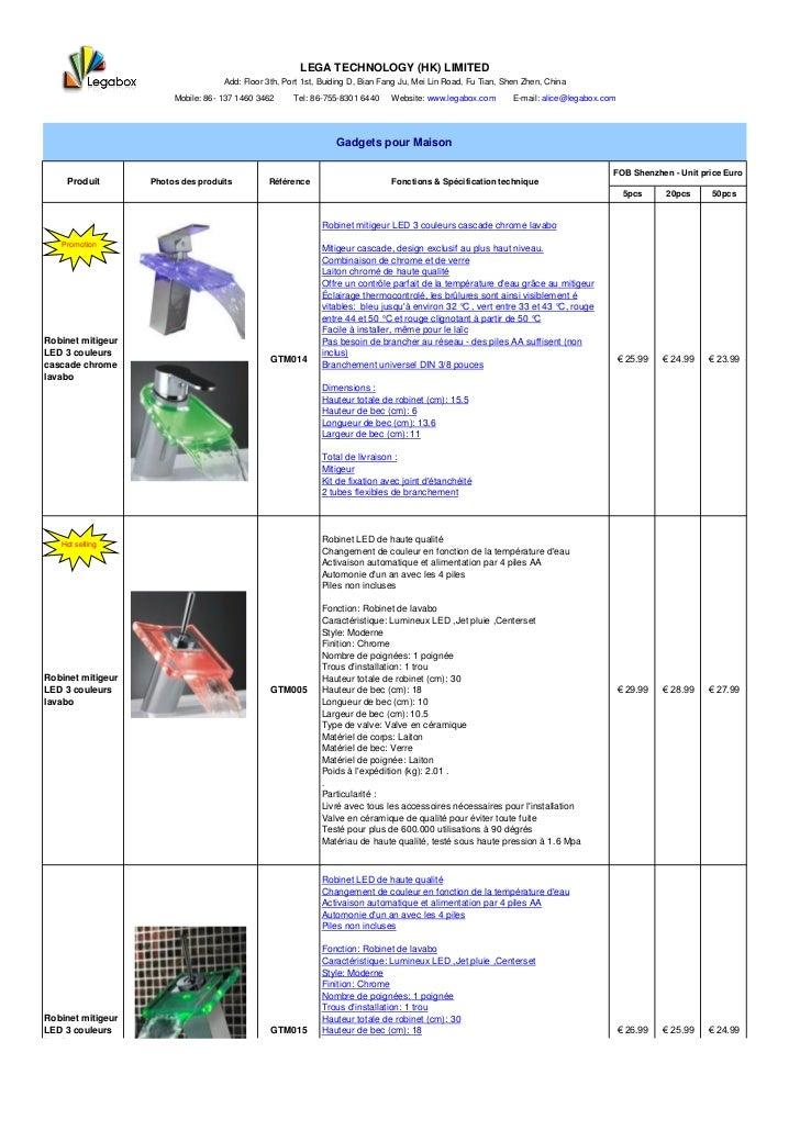 LEGA TECHNOLOGY (HK) LIMITED                                    Add: Floor 3th, Port 1st, Buiding D, Bian Fang Ju, Mei Lin...