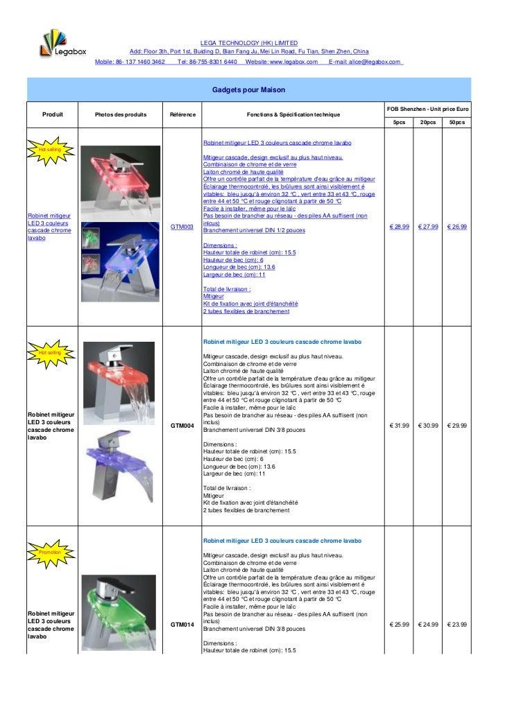 LEGA TECHNOLOGY (HK) LIMITED                               Add: Floor 3th, Port 1st, Buiding D, Bian Fang Ju, Mei Lin Road...