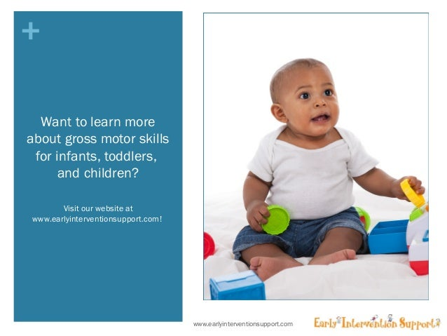 Gross motor skills for infants for Gross motor skills for infants