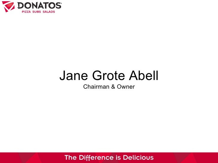 Jane Grote Abell   Chairman & Owner