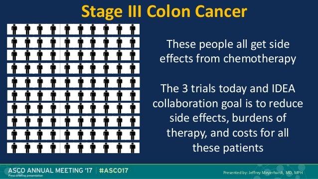 Treatment Options Stage Iii Colon Cancer Crcwebinar June 21 2017