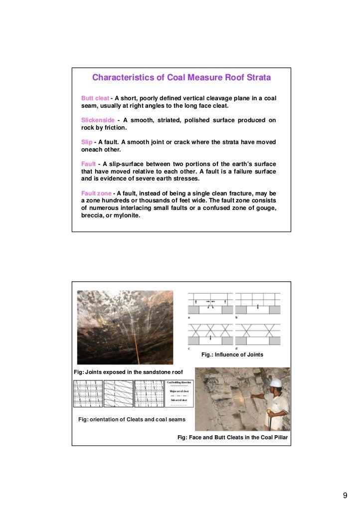 Ground control in undergound mines