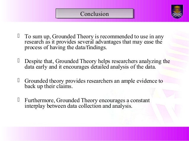 use of grounded theory Question is 'how can the trustworthiness of grounded theory methodology research in information systems be improved.