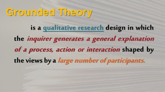 Grounded Theory - YouTube
