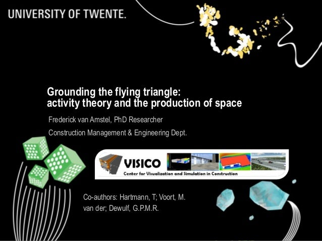 1 Grounding the flying triangle: 
