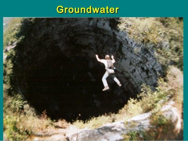 GroundwaterGroundwater